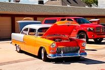 Cc Summer Nats Trifive Chevys 58