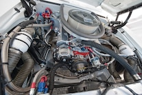 1967 Camaro Engine View