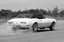 1967 Chevrolet Camaro Racing Rear