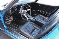 1971 Chevrolet Corvette Interior