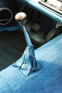 1971 Chevelle Ls White Pro Touring Shifter