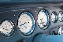 1971 Chevelle Ls White Pro Touring Gauges