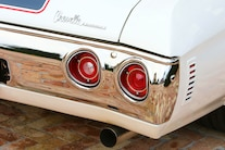 1971 Chevelle Ls White Pro Touring Taillight