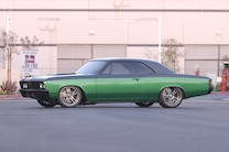 1967 Chevrolet Chevelle Side View