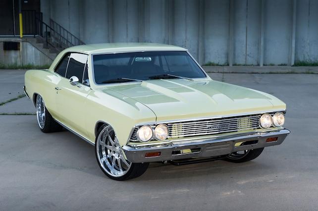 1966 Chevrolet Chevelle Front