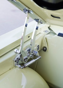1966 Chevy Chevelle Hood Hinges