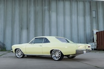 1966 Chevy Chevelle Rear Side