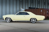 1966 Chevy Chevelle Side