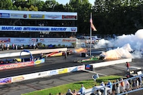 Super Chevy Show Maryland 2016 Saturday Show Drag 190