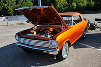 Super Chevy Show Maryland 2016 Saturday Show Drag 173