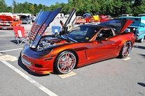 Super Chevy Show Maryland 2016 Saturday Show Drag 163