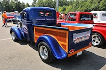 Super Chevy Show Maryland 2016 Saturday Show Drag 138