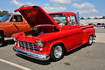 Super Chevy Show Maryland 2016 Saturday Show Drag 132