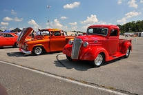 Super Chevy Show Maryland 2016 Saturday Show Drag 108