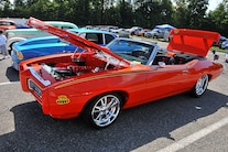 Super Chevy Show Maryland 2016 Saturday Show Drag 100