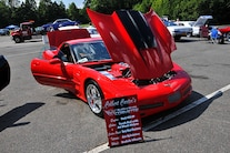 Super Chevy Show Maryland 2016 Saturday Show Drag 087