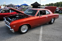 Super Chevy Show Maryland 2016 Saturday Show Drag 075