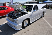 Super Chevy Show Maryland 2016 Saturday Show Drag 067