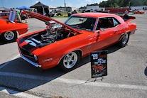 Super Chevy Show Maryland 2016 Saturday Show Drag 060