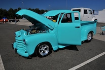 Super Chevy Show Maryland 2016 Saturday Show Drag 047