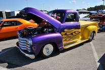Super Chevy Show Maryland 2016 Saturday Show Drag 048