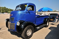 Super Chevy Show Maryland 2016 Saturday Show Drag 044