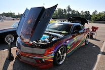 Super Chevy Show Maryland 2016 Saturday Show Drag 035