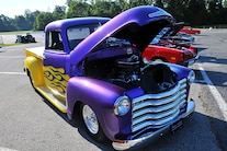 Super Chevy Show Maryland 2016 Saturday Show Drag 014