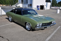 Super Chevy Show Maryland 2016 Saturday Show Drag 012