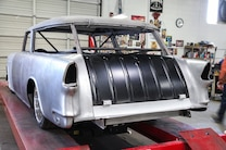 1955 Chevy Nomad Wagon Gonemad Ccs Metal Fabrication Custom 12