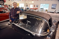 032 Barn Find 1961 Corvette Black