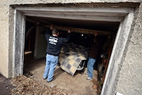 009 Barn Find 1961 Corvette Black