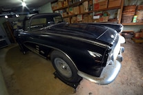 005 Barn Find 1961 Corvette Black