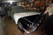 002 Barn Find 1961 Corvette Black