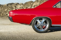 1966 Chevrolet Chevelle Rear Wheel