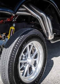 1957 Chevy Gasser Wheel