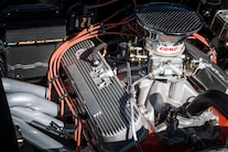 1957 Chevy Gasser Engine