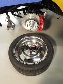 New Tire Install