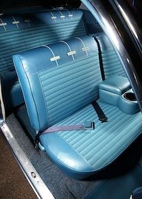 1962 Chevrolet Bel Air Interior