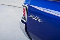 1967 Chevrolet Chevelle Malibu Taillight