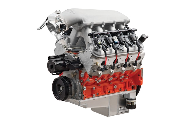 2017 427 Copo Engine Red