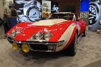 1970 Chevrolet Corvette Front Sema 2016