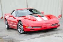 2003 Chevrolet Corvette Front View