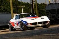 1972 Chevrolet Corvette Front Side