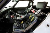 1972 Chevrolet Corvette Interior