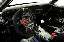 1972 Chevrolet Corvette Interior Dashboard