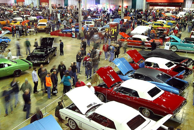 2016 Muscle Car And Corvette Nationals 001