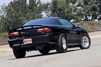 2000 Chevrolet Camaro Rear View