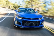 10 2017 Chevrolet Camaro ZL1 First Drive Road Test