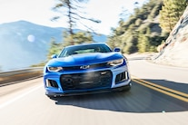 11 2017 Chevrolet Camaro ZL1 First Drive Road Test